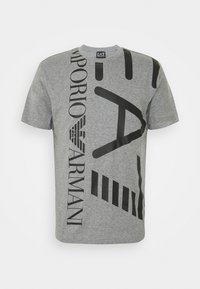 EA7 Emporio Armani - Print T-shirt - grey - 0