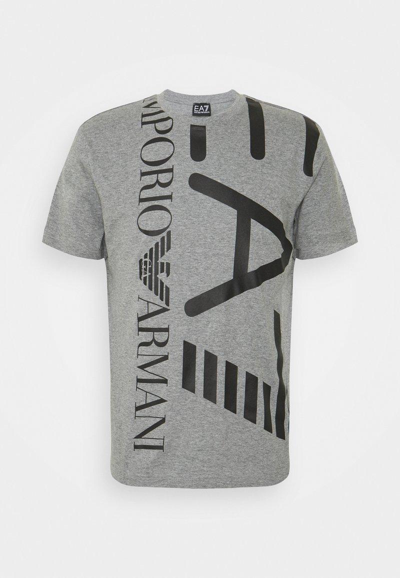 EA7 Emporio Armani - Print T-shirt - grey