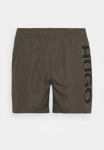 Swimming shorts - dark green
