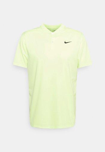 VICTORY BLADE  - Camiseta estampada - lemon twist/black