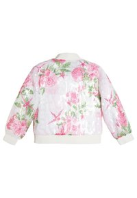 Guess - BLUMEN-PRINT - Light jacket - rose - 2