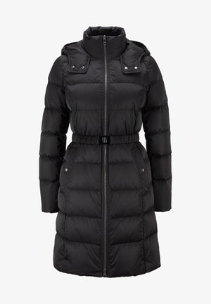 PATANTAN - Down coat - black