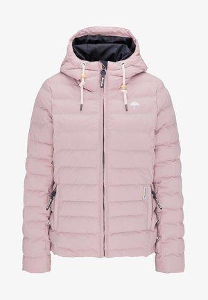 Zimní bunda - light pink