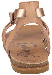 Blowfish Malibu - Sandals - blush/rosegold/amber dyecut - 2