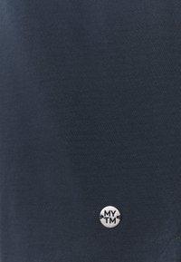 MY TRUE ME TOM TAILOR - CUFF DETAIL - T-shirt imprimé - sky captain blue - 6