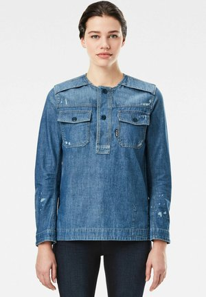 WORKWEAR - Blouse - faded aegean blue