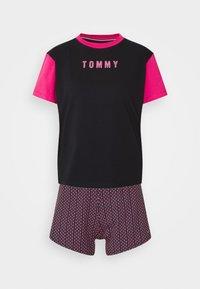 Tommy Hilfiger - SLEEP HOLIDAY SET - Pyjama set - desert sky - 4