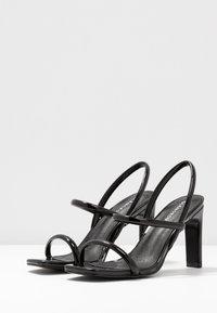 Glamorous - Sandály na vysokém podpatku - black - 4