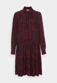 Tommy Hilfiger - KNEE DRESS BRACELET - Shirt dress - regatta red - 3