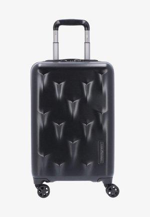 EDGE - Wheeled suitcase - black