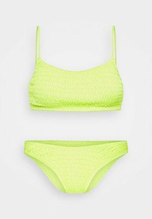 SMOCK - Bikini - lime