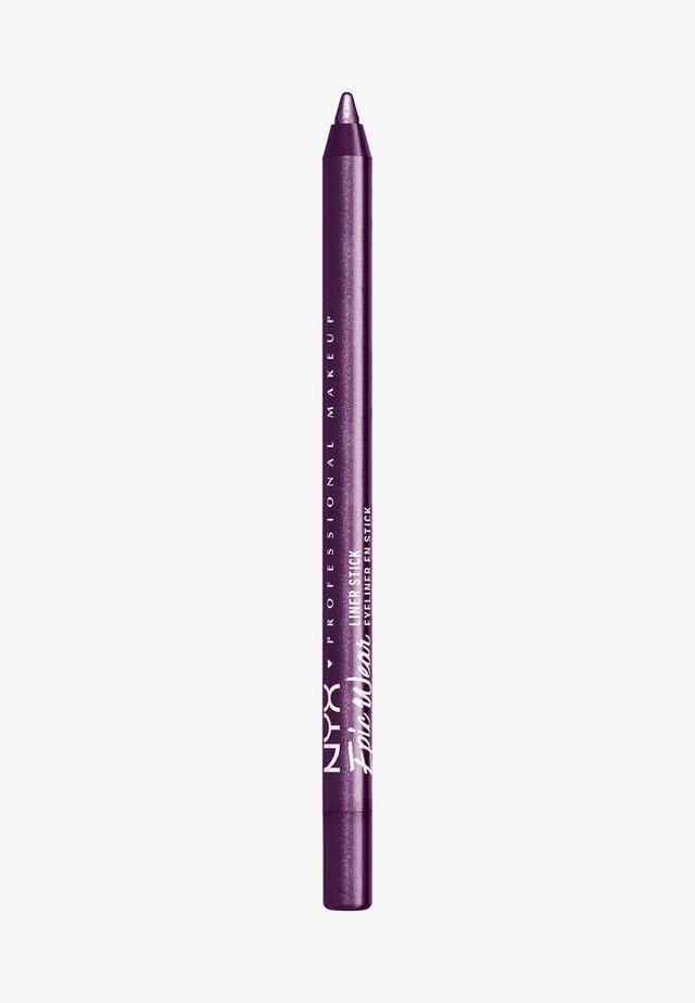 EPIC WEAR LINER STICKS - Eyeliner - 06 berry goth