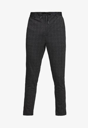 ROCK - Spodnie materiałowe - dark grey