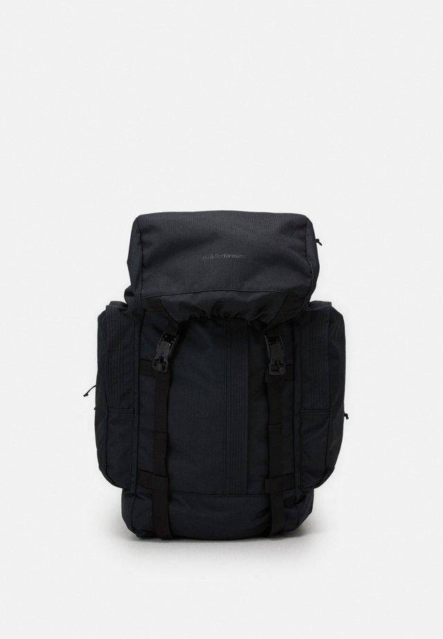 EXTENDED  - Tagesrucksack - black