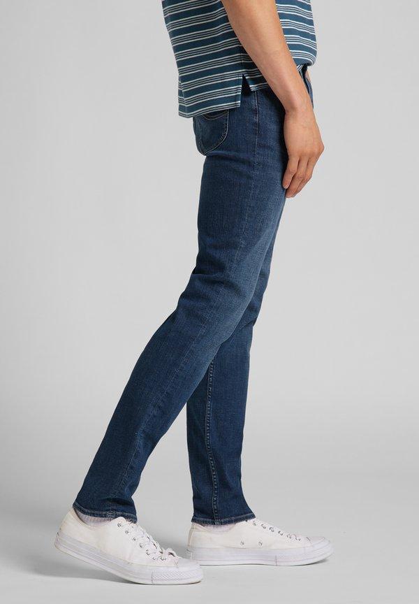Lee RIDER - Jeansy Straight Leg - clean cody/ciemnoniebieski Odzież Męska ORUO