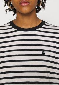 Carhartt WIP - ROBIE  - Long sleeved top - wax/black - 4