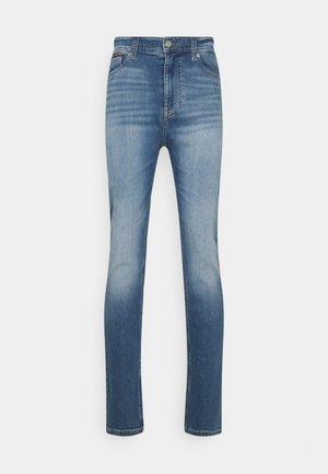 SIMON SKINNY - Jeans slim fit - denim light