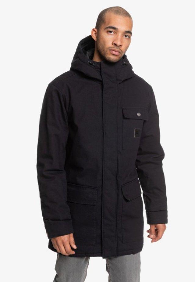 CANONGATE - Winter coat - black