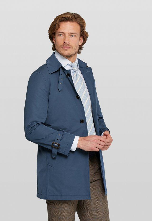 DARCY - Halflange jas - blue