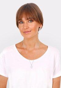 Elli - ORNAMENT FLORAL - Necklace - silber - 1