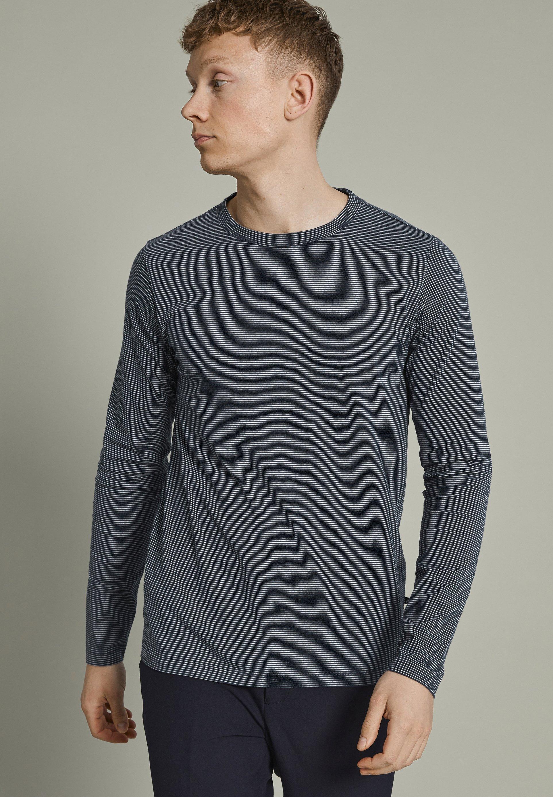 Uomo MAJERMALONG - Maglietta a manica lunga