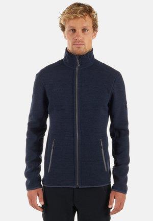ARCTIC - Fleece jacket - marine melange
