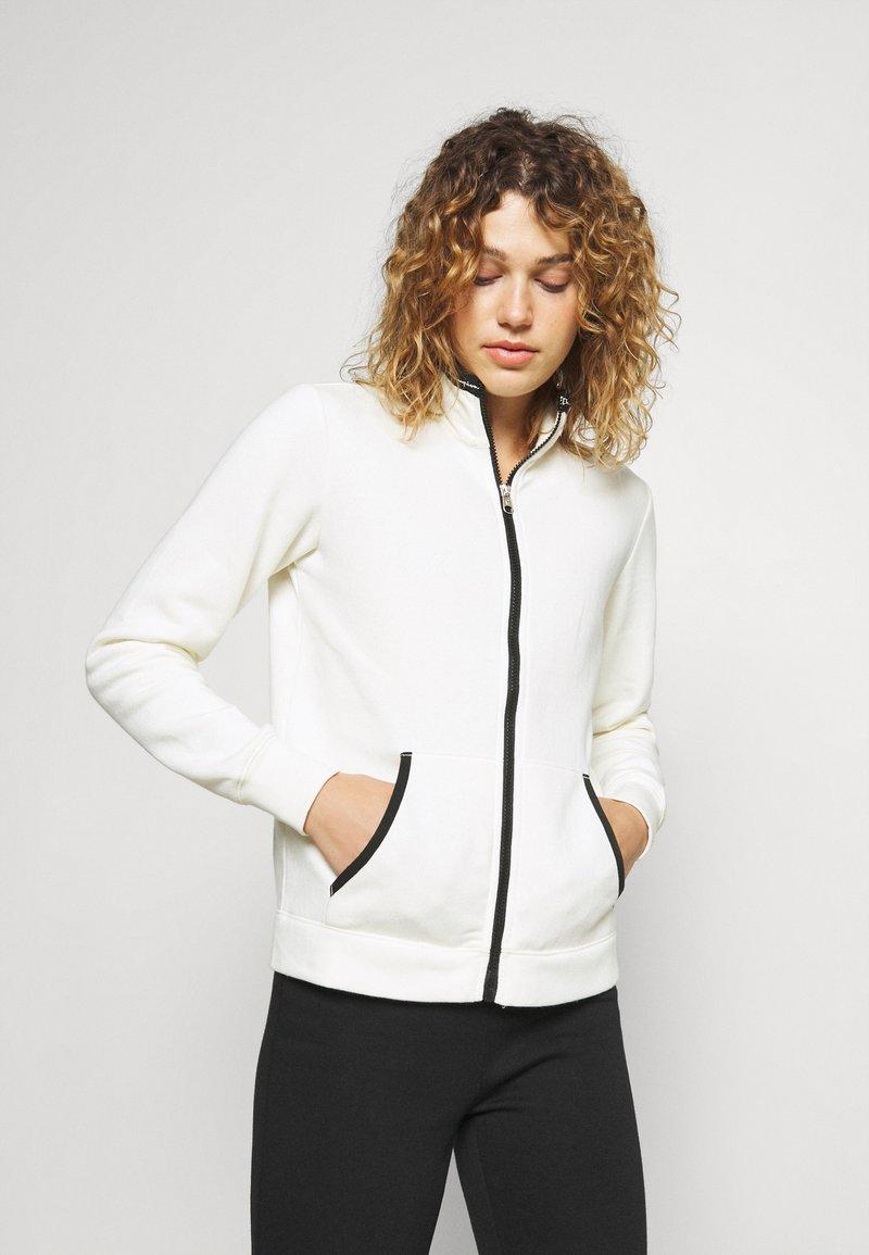 Champion - Tracksuit - off white/black