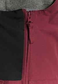 Roxy - RIDEOUT BIB - Schneehose - oxblood red - 5
