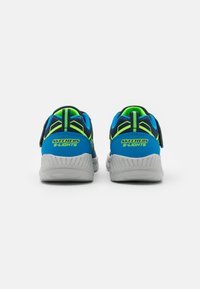 Skechers - MAGNA LIGHTS BOZLER - Trainers - navy/blue/lime - 2