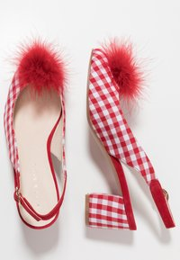 mint&berry - Classic heels - red - 3
