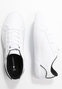 Lacoste - LEROND  - Baskets basses - white/black - 3