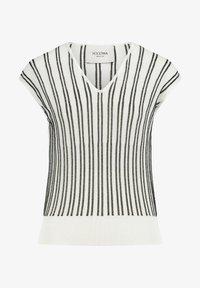 Nicowa - Print T-shirt - wei㟠- 3