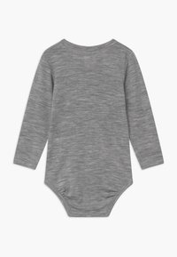 Lindex - BABY WOOL UNISEX - Body - mottled grey - 1