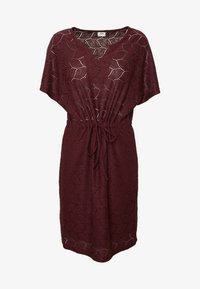 JDY - JDYTAG BELT DRESS - Vestido de punto - port royale - 3