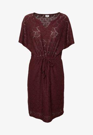 JDYTAG BELT DRESS - Jumper dress - port royale