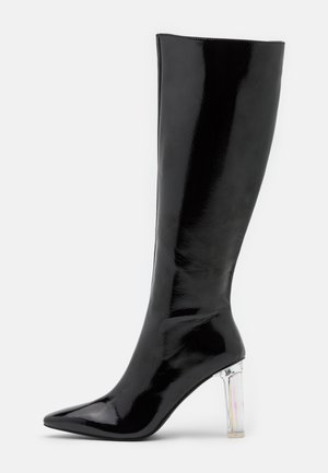 SCOTTIE - Korolliset saappaat - black