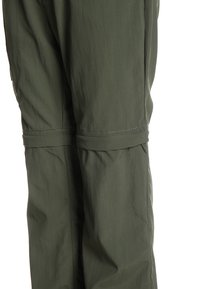 Jack Wolfskin - SAFARI ZIP OFF PANTS 2-IN-1 - Outdoor trousers - woodland green - 4