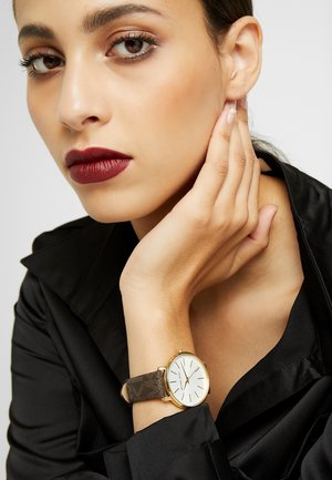 PYPER - Watch - brown
