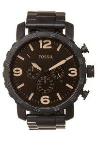 Fossil - JR1356 - Chronograph watch - braun - 2