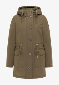 DreiMaster - Winter coat - militär oliv - 4
