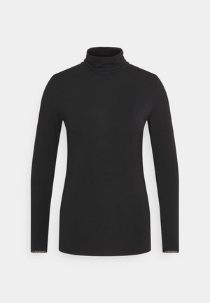 ESSENTIAL  - Long sleeved top - black