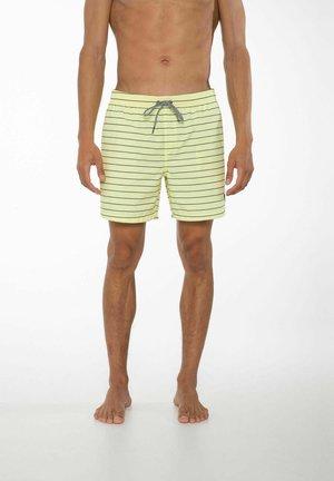 SHARIF - Swimming shorts - afterglow