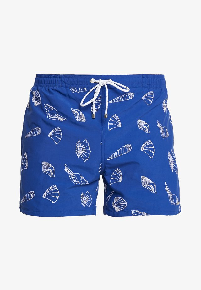SHARK - Surfshorts - medium blue