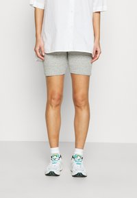 American Vintage - NOOBY - Shorts - gris chine - 0