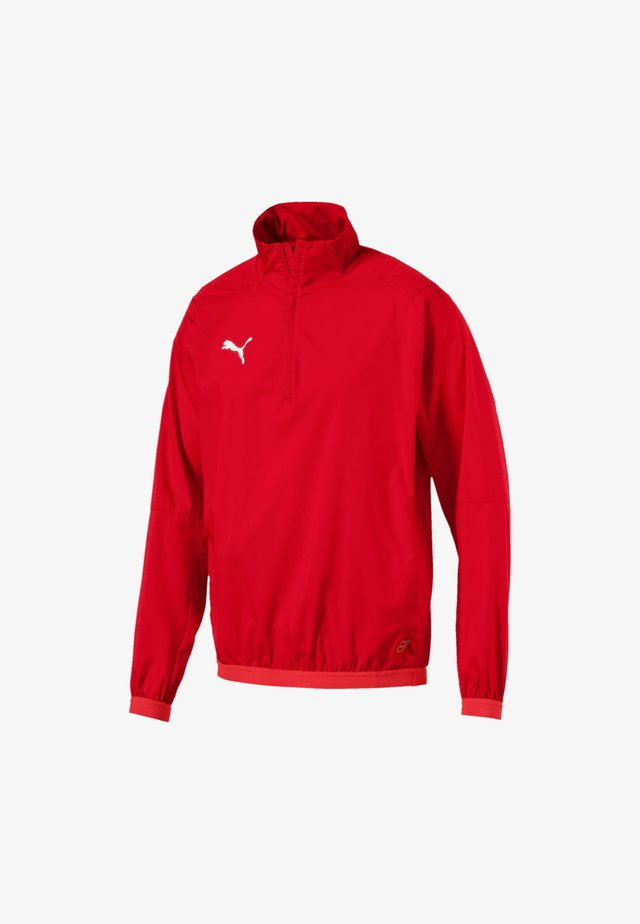 LIGA TRAINING - Veste coupe-vent -  red-white