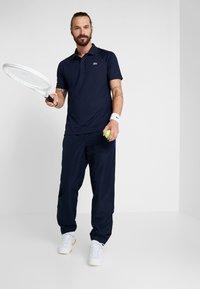 Lacoste Sport - TENNIS - T-shirt de sport - navy blue - 1