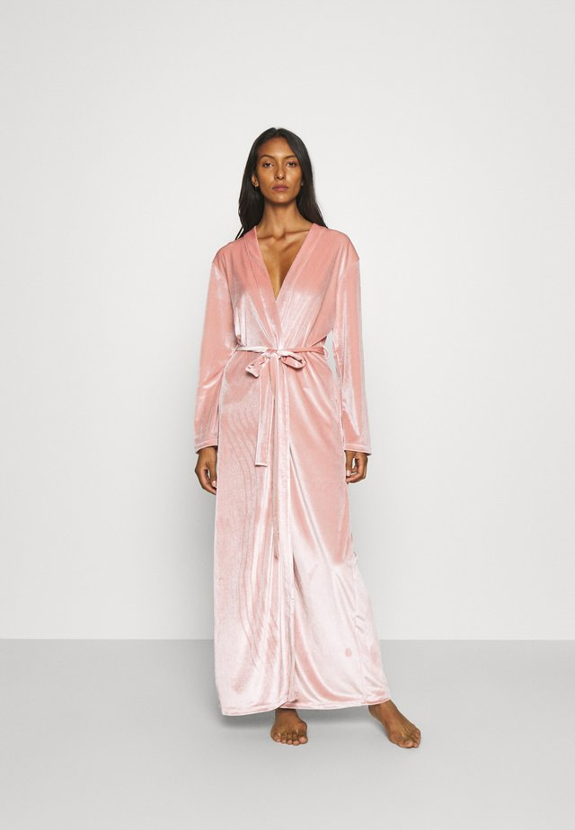 KATRINA ROBE - Dressing gown - rose nude