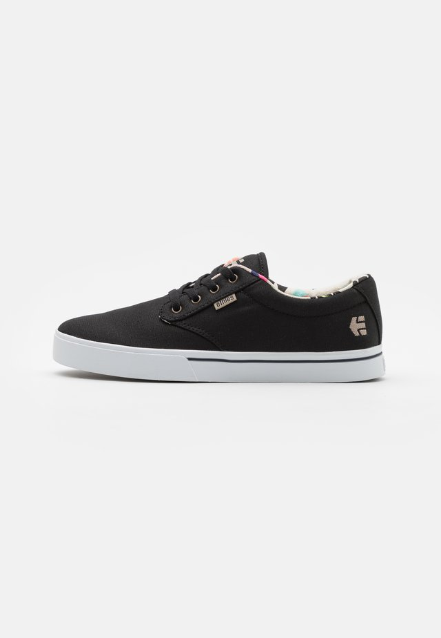 JAMESON ECO - Skatesko - black/white/navy