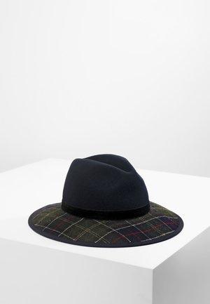 THORNHILL FEDORA - Hat - navy/classic