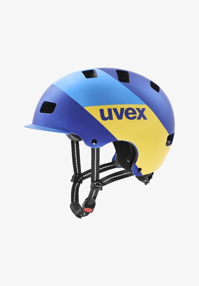 Helmet - blue energy mat